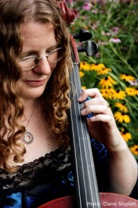 Katherine Moller, cello